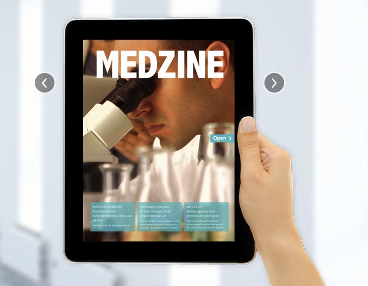 Het officiële MedZine Blog
